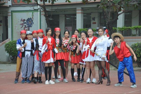 1060401台南市市長賴清德蒞臨安順國小參加創校百週年晚會